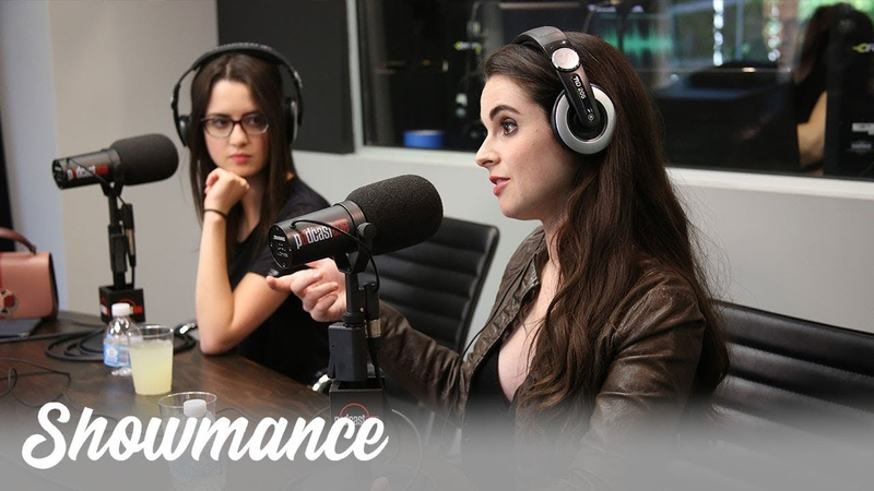 Vanessa Laura Marano On Producing Their Own Work | Showmance with Kevin McHale Jenna Ushkowitz