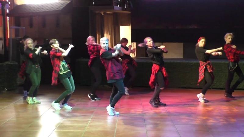 Dance Cover Nel Tempo — NOIR — GANGSTA (OldHIT)
