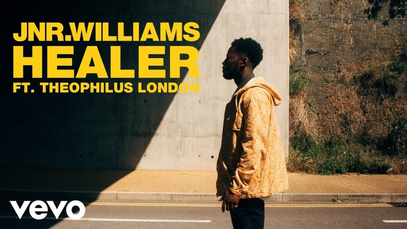 JNR WILLIAMS Healer ft Theophilus London Official Video