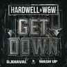 Hardwell WW FT. Maddix Get Down vs Game On DJDIAVAL MASH UP