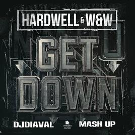 Hardwell WW FT. Maddix Get Down vs Game On (DJDIAVAL MASH UP)