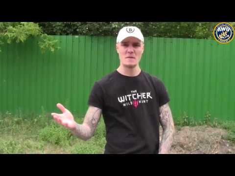 Alex Arthur adresses to BlonDevil before AWO Ukraine's High Voltage