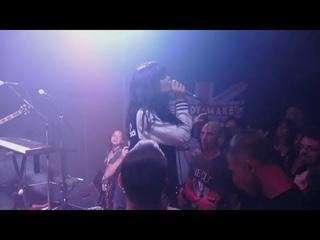 Saint Agnes - Refuse to Die / Diablo, Take Me Home / Sister Electric (live@ Blah Blah, Torino)
