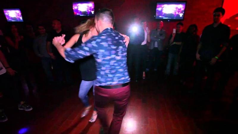01/10/15 - DC Bachata Masters - Social Dance (Korke Judith)