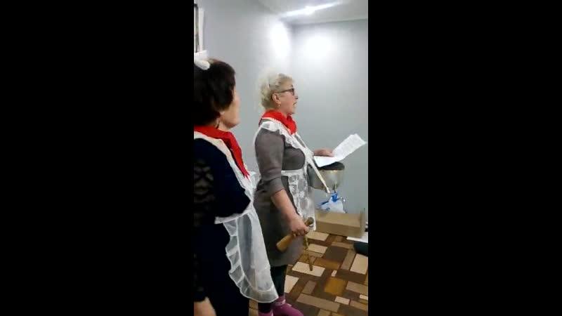 В юбилее Зили Смакаево
