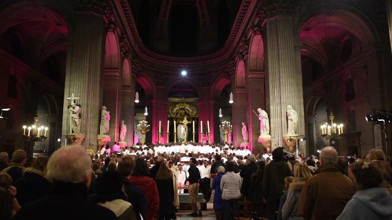 Je vous salue Marie - Ecclesia Cantic