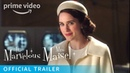 The Marvelous Mrs. Maisel Season 2 - Official Trailer [HD] | Prime Video