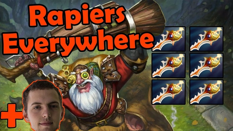 SIX RAPIERS ON MAP - A Proper Party Game