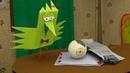 Бумажки -Сборник серий 21-30 - мультфильм про оригами для детей