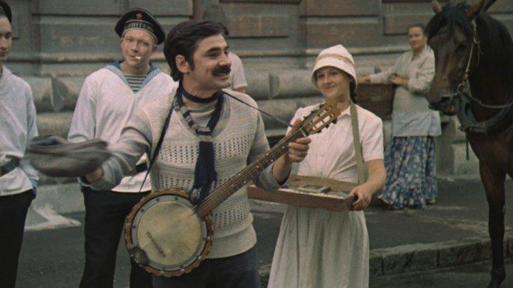 А.Панкратов-Чёрный - А ну-ка, убери свой чемоданчик (Песня из фильма Мы из джаза)