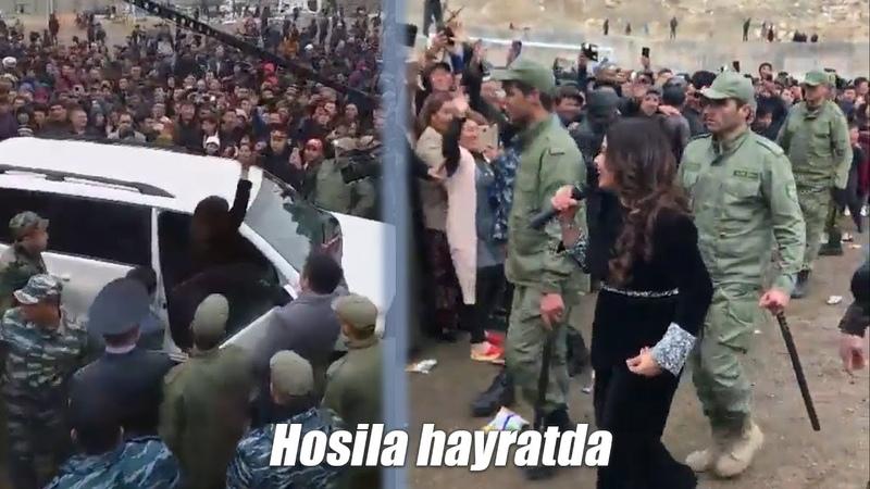 Hosila Tojik muhlislaridan HAYRATDA | Хосила Тожик мухлисларидан ХАЙРАТДА