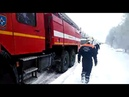 Смертельное ДТП с участием грузовика и микроавтобуса на томской трассе