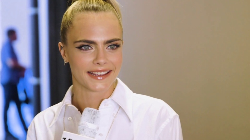Cara Delevingne on Playing her Carnival Row Character as Pansexual