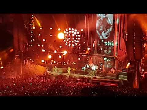 Rammstein Olympiastadion Berlin Pussy 22.06.19