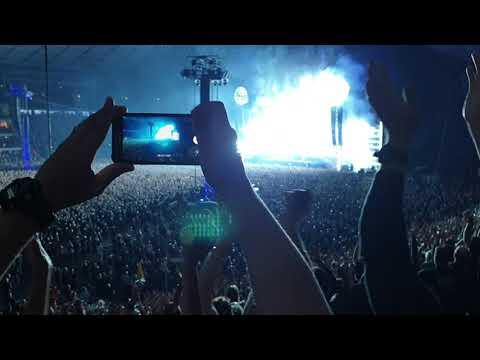 Ich will Rammstein Stadion Tour 2019 Olympiastadion Berlin