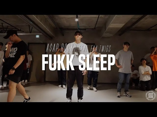 Young-J Class | A$AP Rocky Feat. FKA twigs - Fukk Sleep | Justjerk Dance Academy