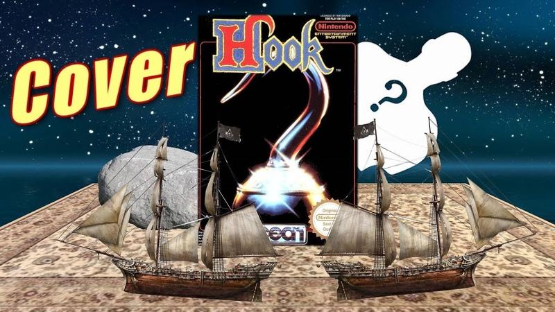 Rufio Hook Fight - NES Cover и итоги Интерактива.
