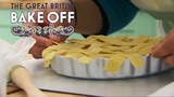 How to Make a Pastry Lattice - The Great British Bake Off