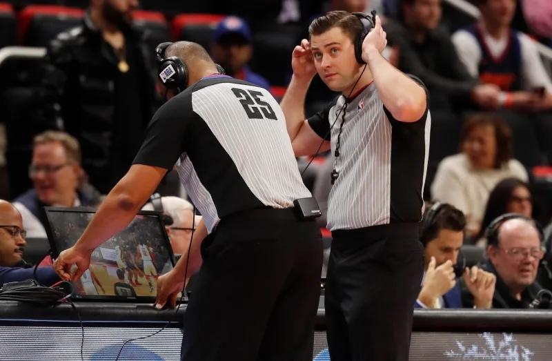 У тренеров НБА появится возможность попросить судей пересмотреть решение по спорному моменту