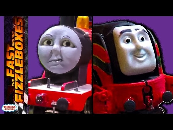Thomas Friends The Foreign Engines The Fast and the Fizzleboxes Ep 1 Thomas Friends