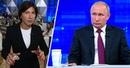 Прямая линия: в России создается новый договор между властью и народом