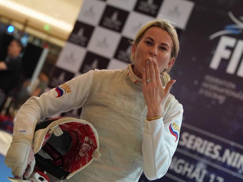 Инна Дериглазова стала лучшей на турнире серии Гран-при в Шанхае