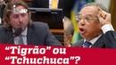 "Petista chama Paulo Guedes de tchutchuca"""