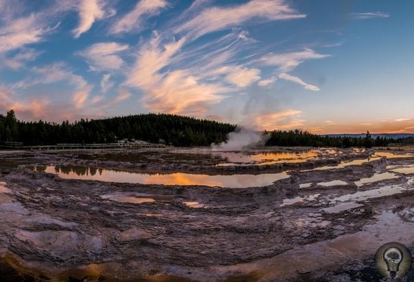 ЙЕЛЛОУСТОН: НАСТОЯЩЕЕ И БУДУЩЕЕ ПЕРВОГО В МИРЕ НАЦИОНАЛЬНОГО ПАРКА Первый в мире национальный парк Йеллоустон почти полтора столетия привлекает туристов со всего мира: каждый год его посещает