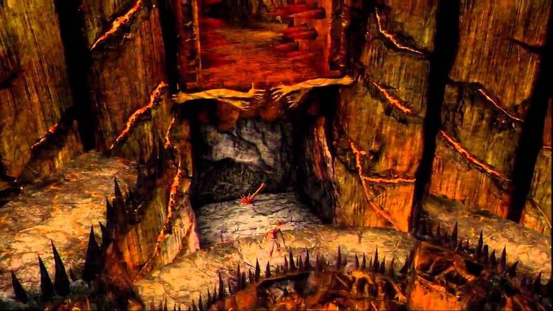 Прохождение Dantes Inferno (живой коммент от alexander.plav) Ч. 11