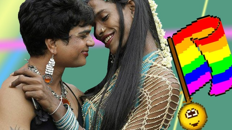 Неприкасаемые гомосексуалисты Индии Каста хиджр