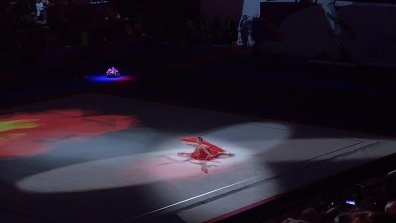 Гала-концерт, «Дон Кихот» Юниорский Чемпионат Мира 2019, Москва