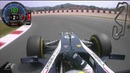 Spanish GP 2012 - Pastor Maldonado Pole Lap HD