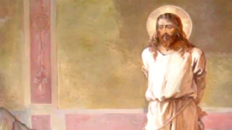 номер 1. 10.03 минут. Распятие и смерть Христа. Как это было. Евангелие Великая Пятница