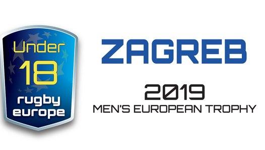 RUGBY EUROPE U18 MENS SEVENS TROPHY 2019 - ZAGREB