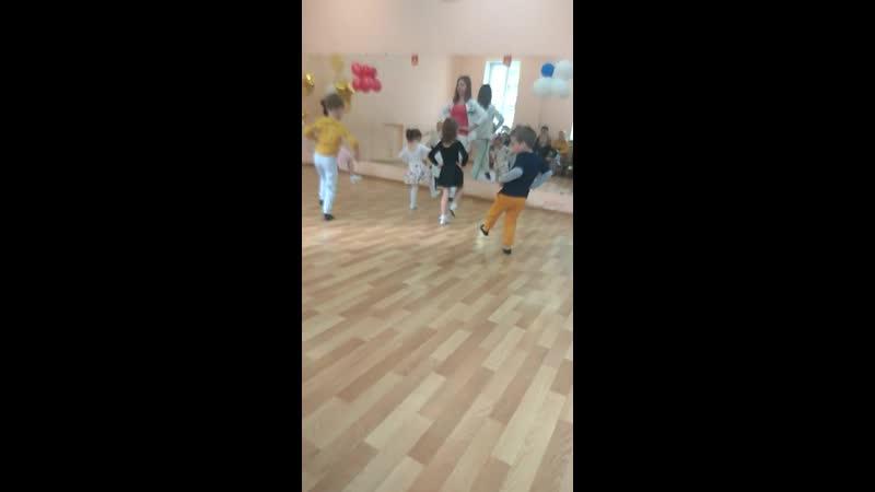 Откр.урок по Бальн.танцам 2019 Гоша и Даша