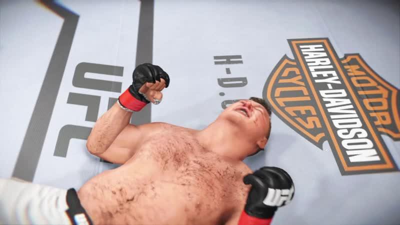EA SPORTS™ UFC® 3 ПОРОХ ЖЖЖЁТ