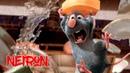 Крысиный побег из дома. Злая бабуля с дробовиком Рататуй — 2007