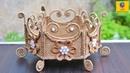 Jute Basket | DIY Rope Flower Basket from waste cardboard | Jute and Cardboard Craft