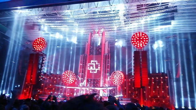 Rammstein - Rammstein 19 June, 2019 Copenhagen Stadium Tour