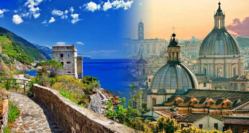 Ipnl SAWbC4 Экскурсионный тур в Италию 18.09.19