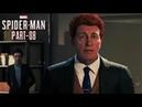 SPIDER-MAN PS4 Walkthrough Gameplay Part 8 - NORMAN OSBORN Marvels Spider-Man