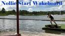 Nollie Start Wakeboard Tutorial Nollie Jump Start Нолли Старт на Вейке