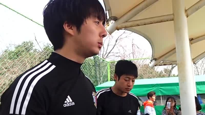 2013.04.13 Kim Hyung Jun Kim Hyun Joong - FC Avengers 2