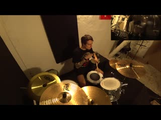 The Contortionist - Geocentric Confusion (Drum cover)