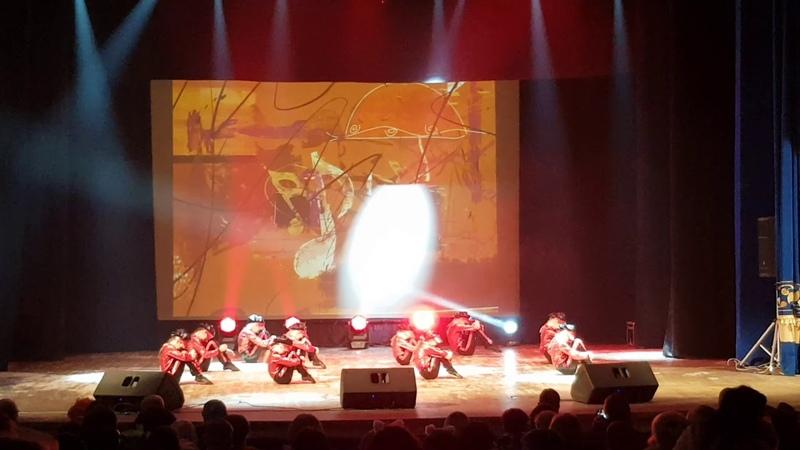 Танец Мы маленькие дети 8 9 лет Школа студия Мини леди г Могилев