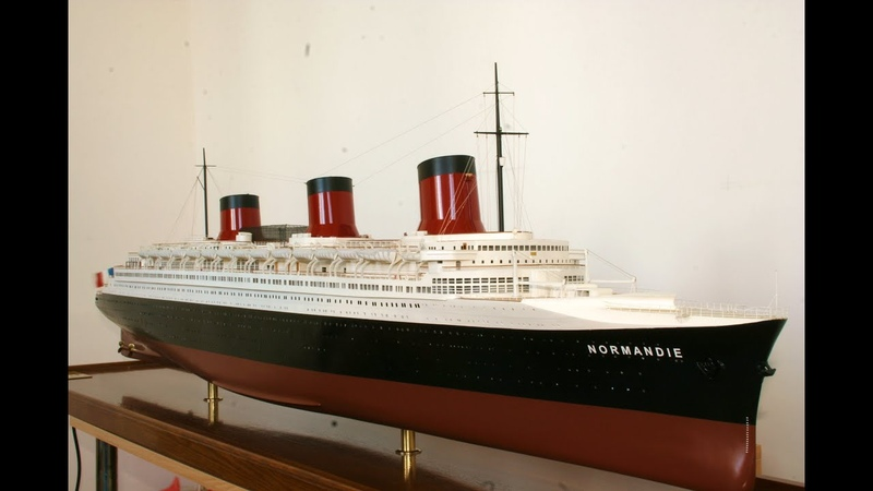 SS NORMANDIE scale 1192