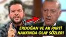 Nihat Doğan'dan Erdoğan ve Ak Parti Hakkında Zehir Zemberek Açıklamalar!