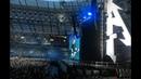 Metallica на концерте в Москве исполнила песню Группа крови Виктора Цоя