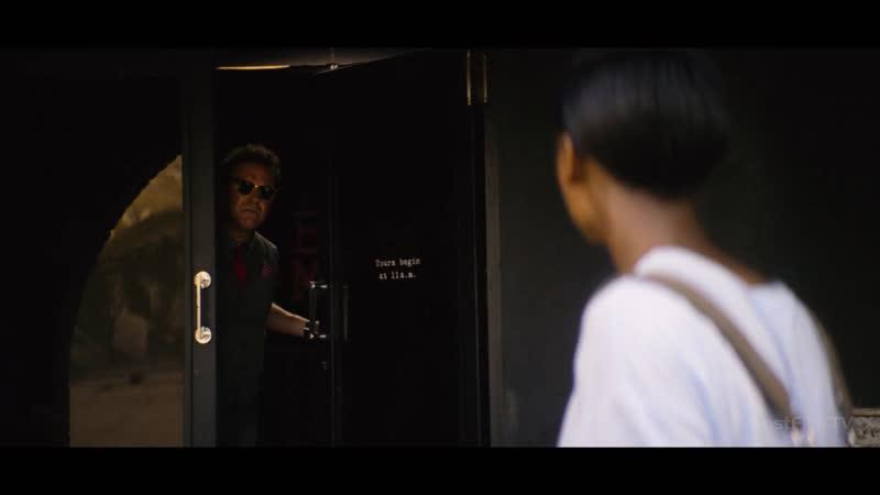 Чёрное зеркало 4 сезон 6 серия Чёрный музей LostFilm