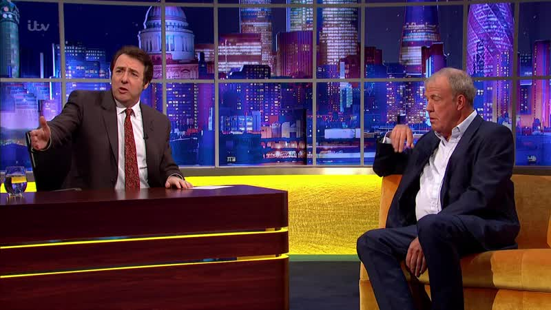 Jeremy Clarkson on The Jonathan Ross Show (S14E07)
